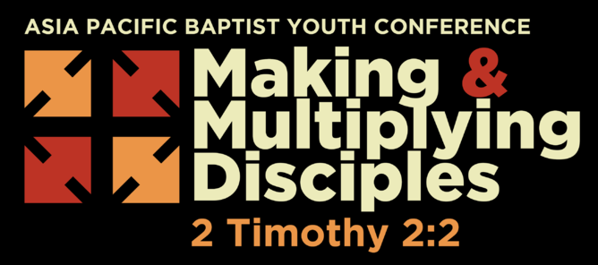 APBF   Asia Pacific Baptist Youth Conference 2019